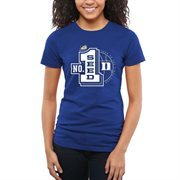 Women's Duke Blue Duke Blue Devils 2015 NCAA Men's Basketball Tournament #1 Seed T-Shirt