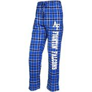 Air Force Falcons Acclaim Flannel Pants - Royal Blue