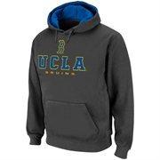 UCLA Bruins Charcoal Sentinel Pullover Hoodie Sweatshirt