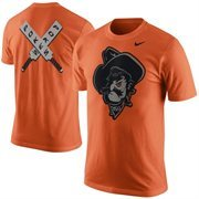 Oklahoma State Cowboys Nike Student Fan T-Shirt - Orange