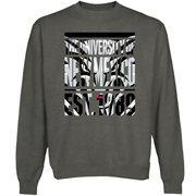 New Mexico Lobos Lineage Sweatshirt - Gunmetal