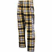 Vanderbilt Commodores Classic Flannel Pants - Gold/Black