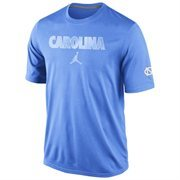 Men's Nike Carolina Blue North Carolina Tar Heels March Dri-FIT Performance T-Shirt