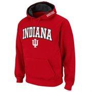 Indiana Hoosiers Crimson Classic Twill II Pullover Hoodie Sweatshirt