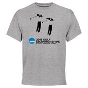 Men's Ash 2015 NCAA Golf Championship T-Shirt