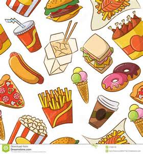 Unhealthy Food Clipart Images & Pictures - Becuo