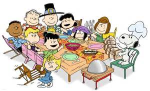 Charlie Brown Thanksgiving © 2011 Peanuts Worldwide LLC