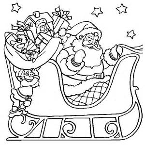 Color Christmas Pictures To Draw.Christmas Coloring For Elementary School Draw And Color