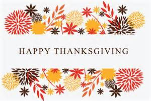 Happy Thanksgiving Day 2014 | Benjamin Kanarek Blog